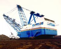 Coteau Dragline Project