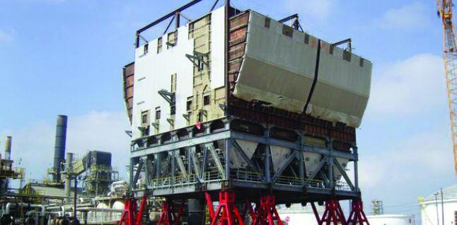 Torrance Refinery FCCU Electrostatic Precipitator Installation